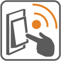 Casambi - Tasteingang Interface